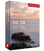 FoneCopy - Phone to Phone Data Transfer