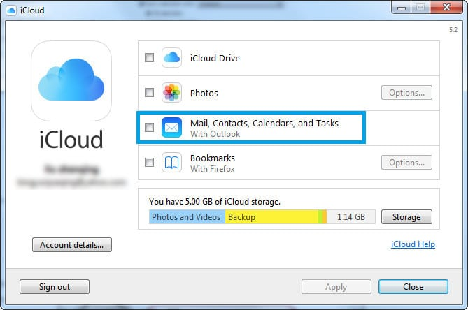 icloud-outlook-contacts