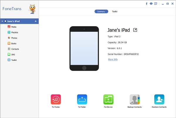 FoneTrans für iOS-Geräte